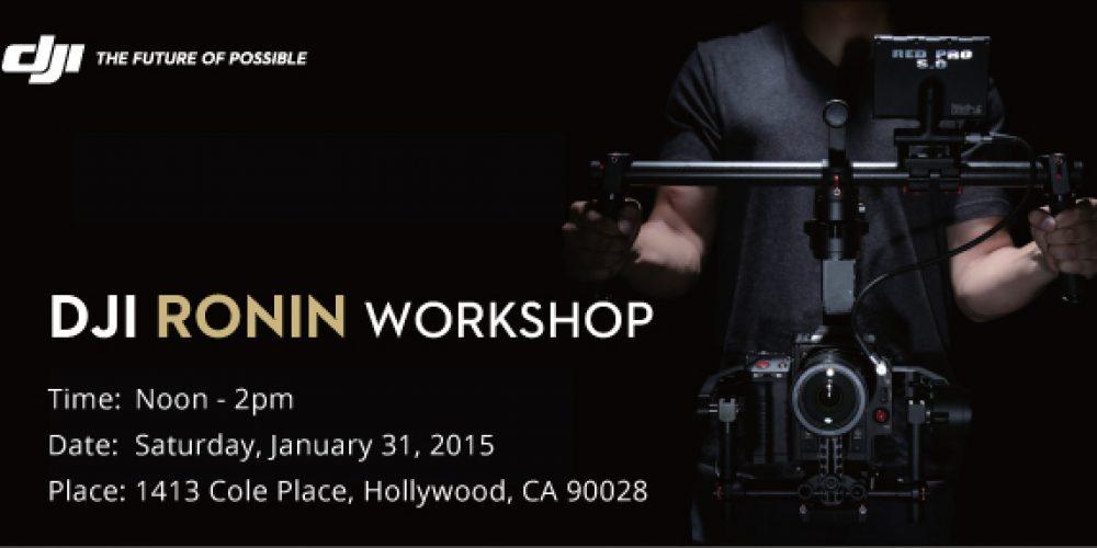 Ronin Workshop