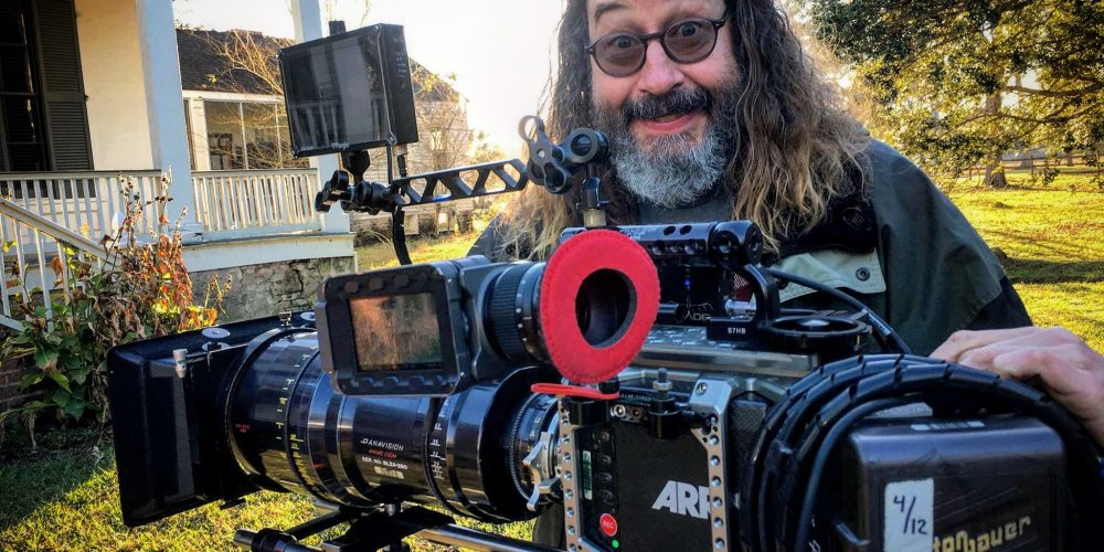 Ep 20 – Dan Kneece – his career, Quentin Tarantino, David Lynch and the early days of Steadicam
