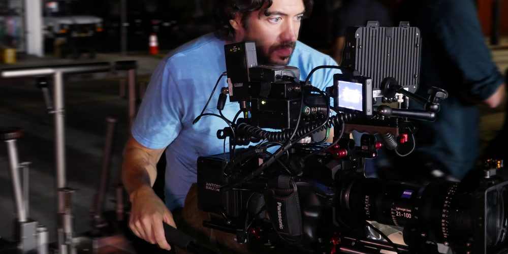 """Ep 22 – Johnny Derango – Discusses shooting """"Small Town Crime,"""" being an American Cinematographer """"Rising Star of Cinematography,"""" SXSW, Shooting Reality TV, Re-shoots and Film School."""