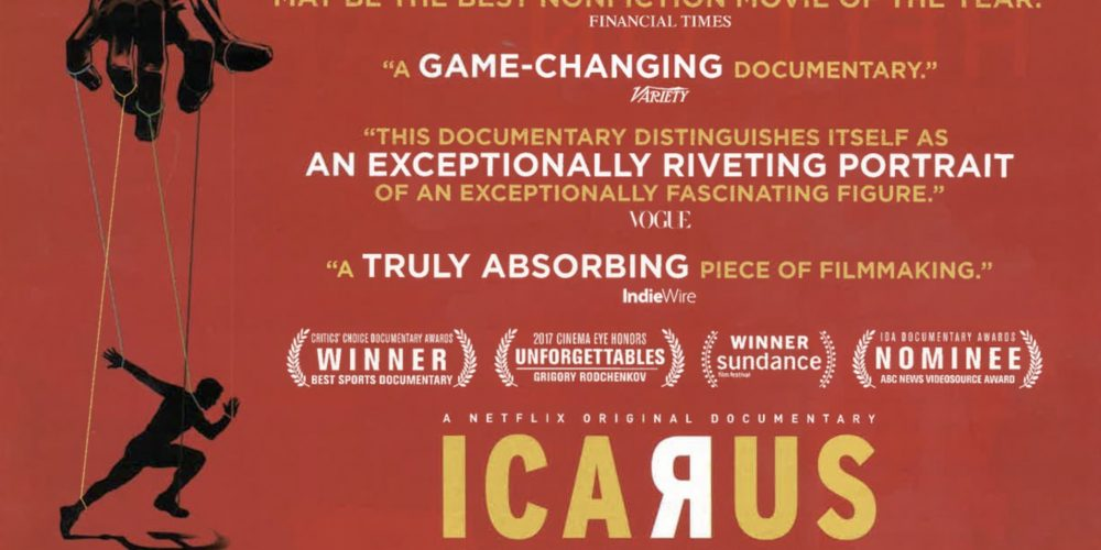 """SPECIAL EPISODE – Academy Award Winning Feature """"Icarus"""" DP Jake Swantko"""