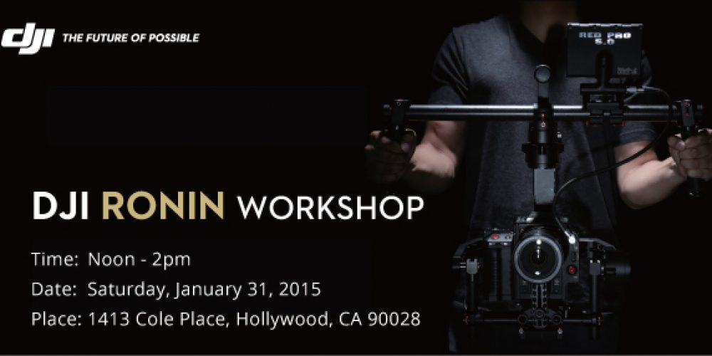 Ronin Workshop