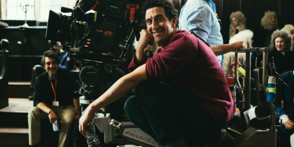 Ep 32 – Robbie Ryan, BSC, ISC – Oscar nominated Cinematographer for The Favourite, talks shooting with natural light, short films and more
