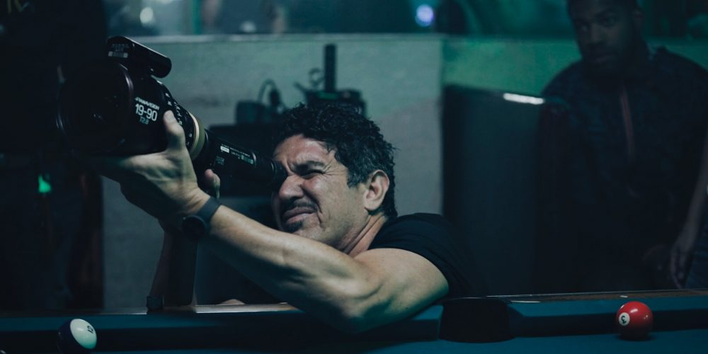 """Ep 4 – Abraham Martinez – Director of Photography of USA Networks """"Queen of the South"""" and Showtime's """"The Chi"""" discusses his career path and more"""