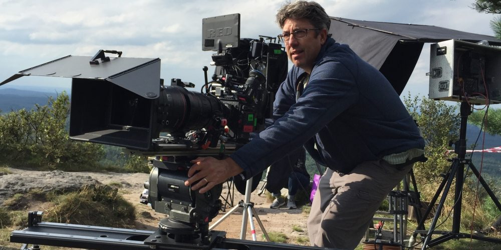 Ep 27 – Shane Hurlbut, ASC talks DSLR Revolution, His Working Process, Collaborating with Director Gabriele Muccino and Professional Gimbals.