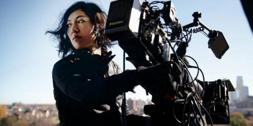 """Ep 26 – Quyen Tran, DP of HBO's """"Camping"""" talks her filmography, working with Alan Ball, Lena Dunham and finding work/life balance behind the camera"""